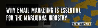 email marketing essential marijuana industry